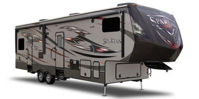 2014 Forest River, Inc. Spartan 1032