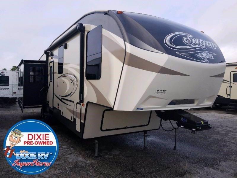 2016 Keystone RV Cougar 341RKI