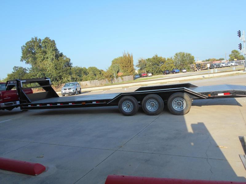2018 Delco Trailers two car trailer Toy Hauler