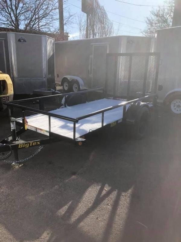2019 Big Tex Trailers 30SA-08 ATV Trailer-CO SPRINGS