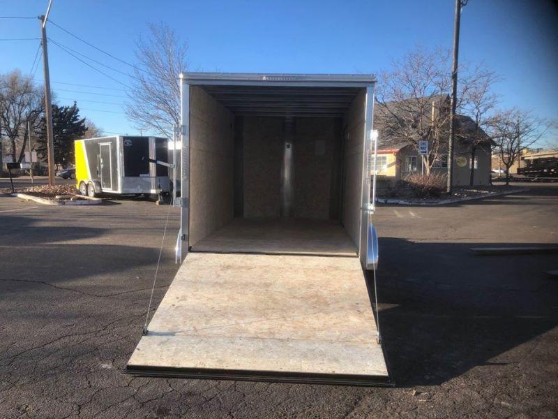 2021 R&M 7x14 v-nose (TAS) Enclosed Cargo Trailer-CO Springs