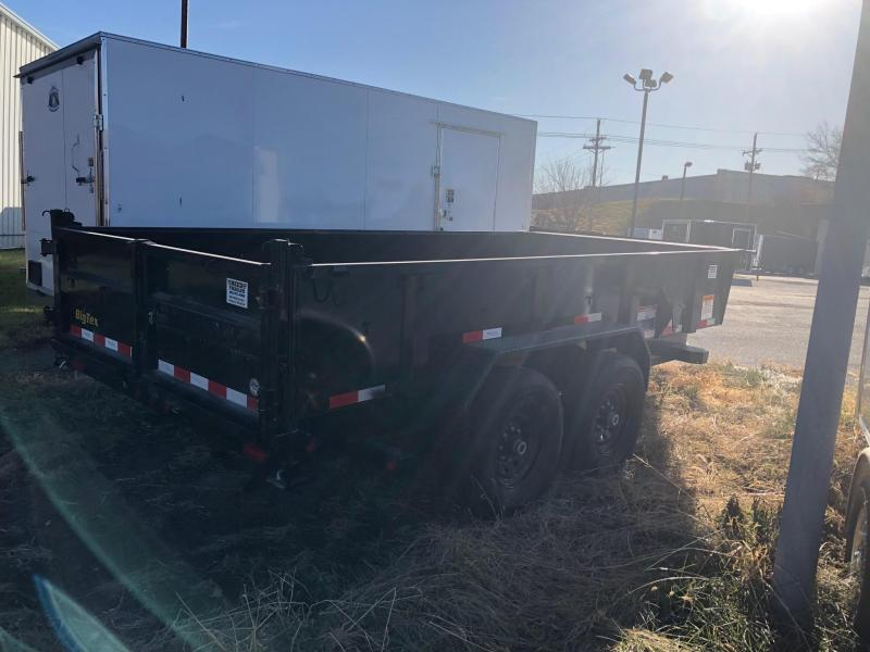 2021 Big Tex Trailers 14LP Dump Trailer