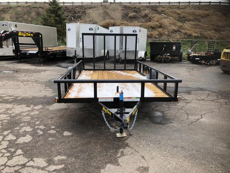 2020 Big Tex Trailers 35SA-12' ATV Trailer