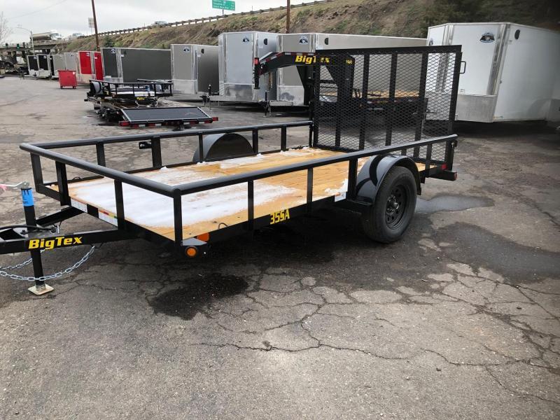 2020 Big Tex Trailers 35SA-12' ATV Trailer