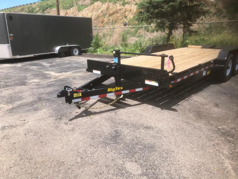 2020 Big Tex Trailers 14ET-20' w/Mega Ramps Equipment Trailer-Wheat Ridge