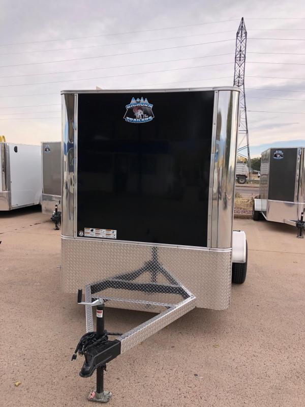 2021 R&M 6X10 Enclosed Cargo Trailer-Colorado Springs
