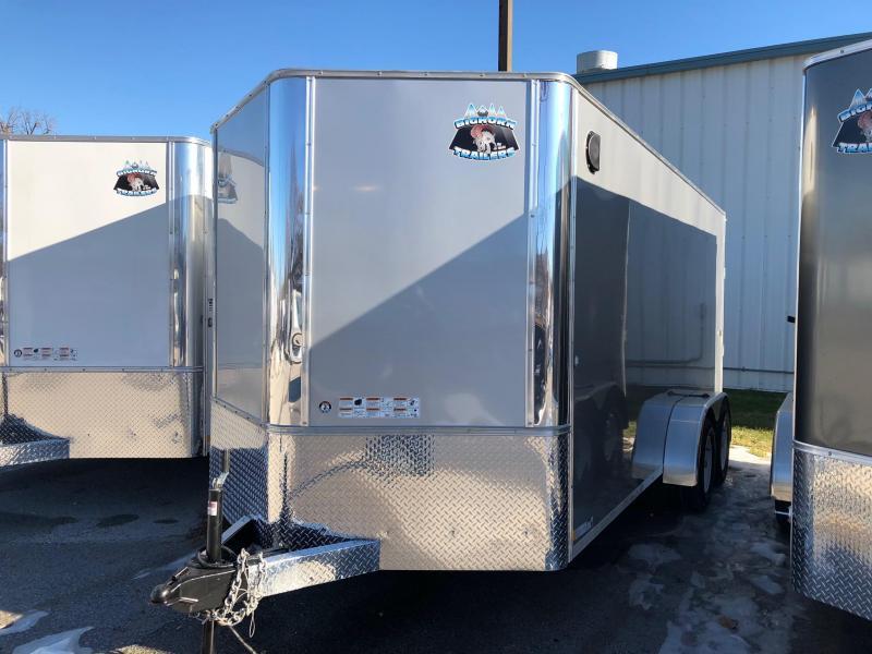 R&M EC 7 16 TA Enclosed Cargo Trailer