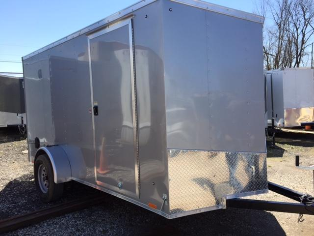 2021 Pace American JV6X10 Enclosed Cargo Trailer