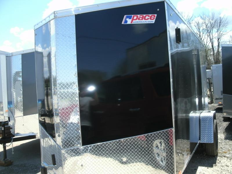 2022 Pace American Journey Cargo Se Flat  Cargo / Enclosed Trailer