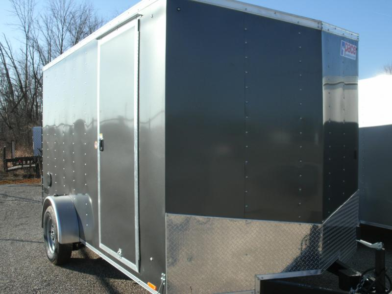 2021 Pace American JV6X14SI2 Enclosed Cargo Trailer