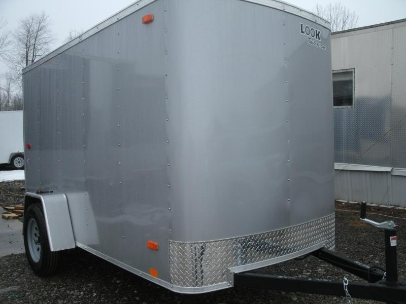 2021 Look Trailers St Cargo Flat  Cargo / Enclosed Trailer