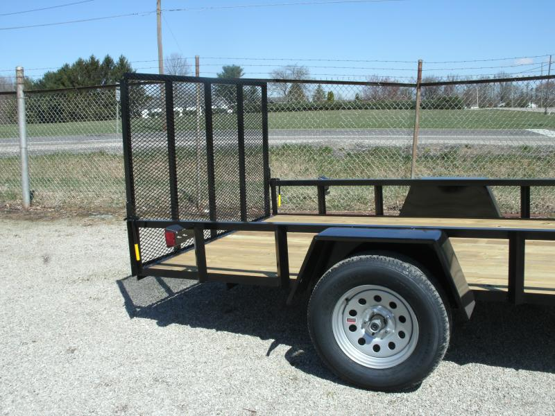 2021 American Manufacturing Operations (AMO) 6X12UT Utility Trailer