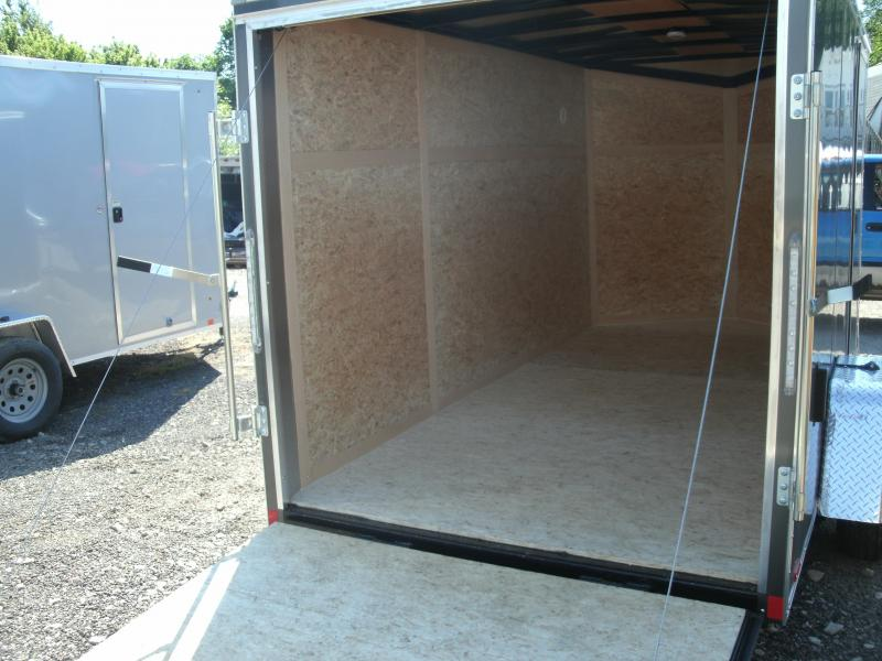 2021 Pace American PSCBC6.0X12S12FE Enclosed Cargo Trailer
