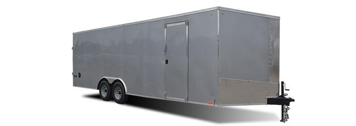 2021 Pace American Journey Flat Top 7000# Gvw Car / Racing Trailer