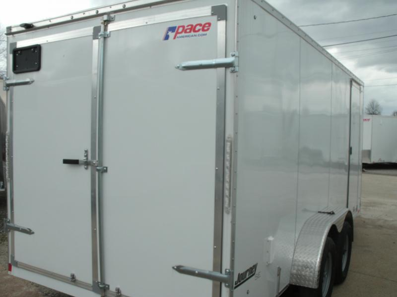 2021 Pace American PSC0A7.0X16TE2FE Enclosed Cargo Trailer