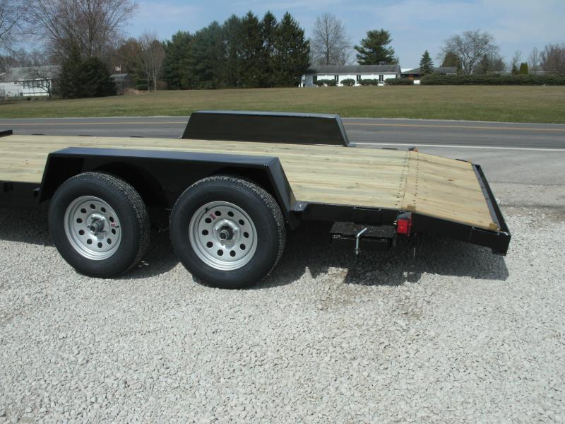 2021 American Manufacturing Operations (AMO) 18 FLATBED Flatbed Trailer