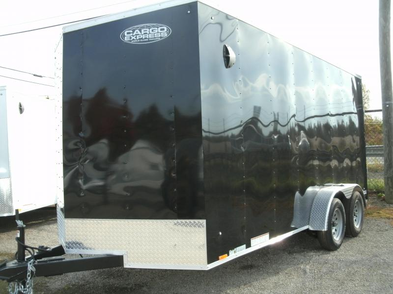 2021 Cargo Express Ex Cargo Dlx Flat  Cargo / Enclosed Trailer