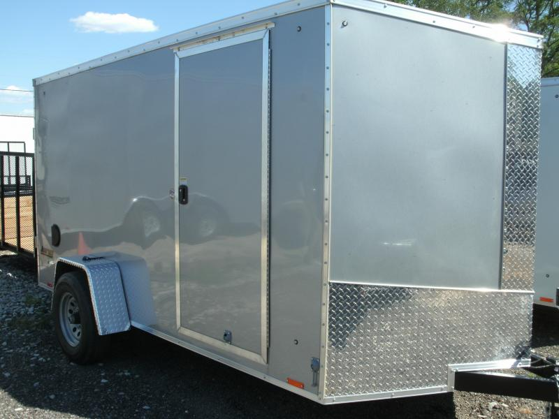 2022 Pace American PSCBC6.0X10S12FE Enclosed Cargo Trailer