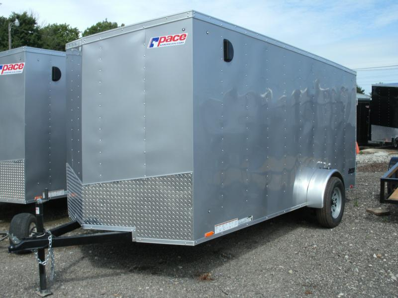 2022 Pace American JV6X14SI2 Enclosed Cargo Trailer