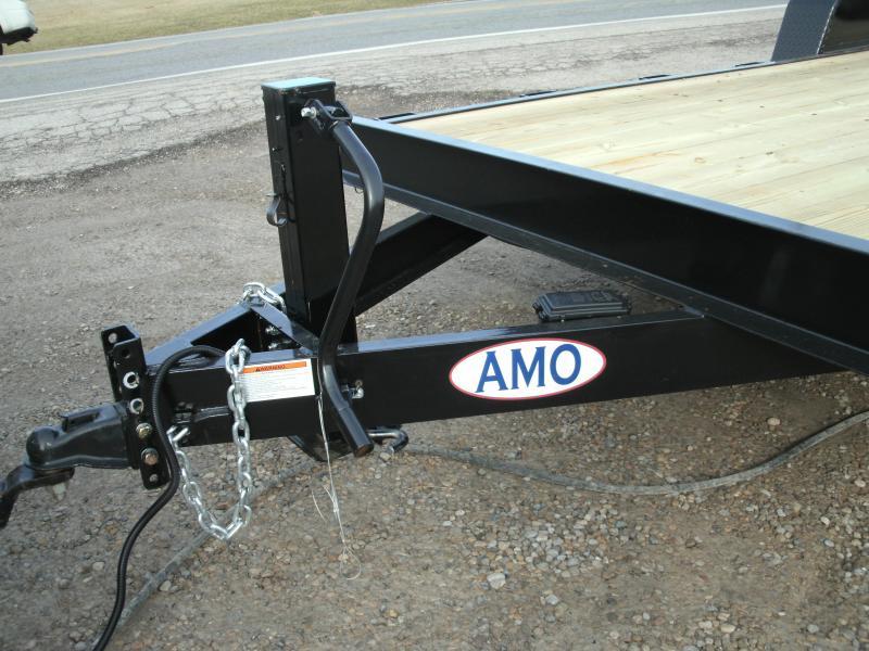 2021 American Manufacturing Operations (AMO) 18' - 12K Equipment Trailer