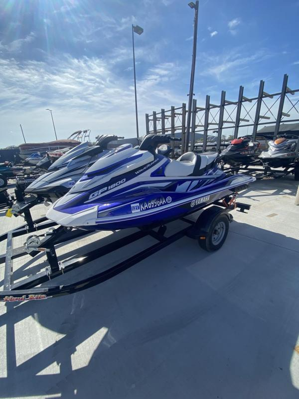 2018 Yamaha GP1800 PWC (Personal Watercraft)