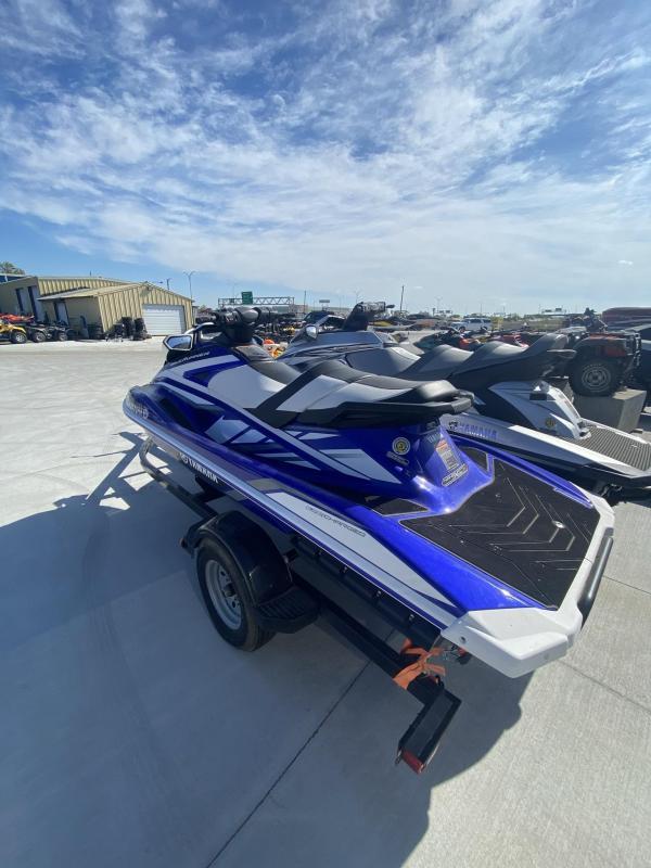2018 Yamaha GP1800 PWC (Personal Watercraft)