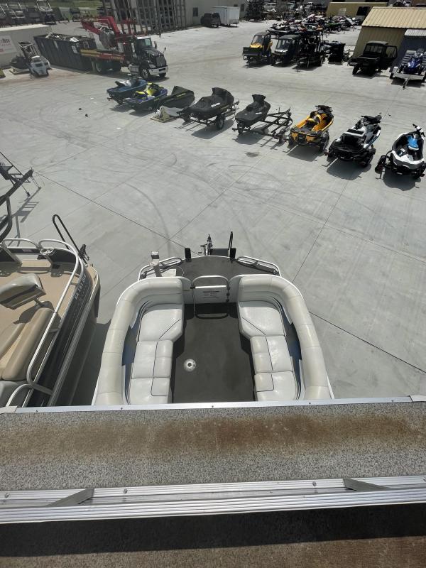 2013 Playcraft Powertoon 2400 Pontoon Boat