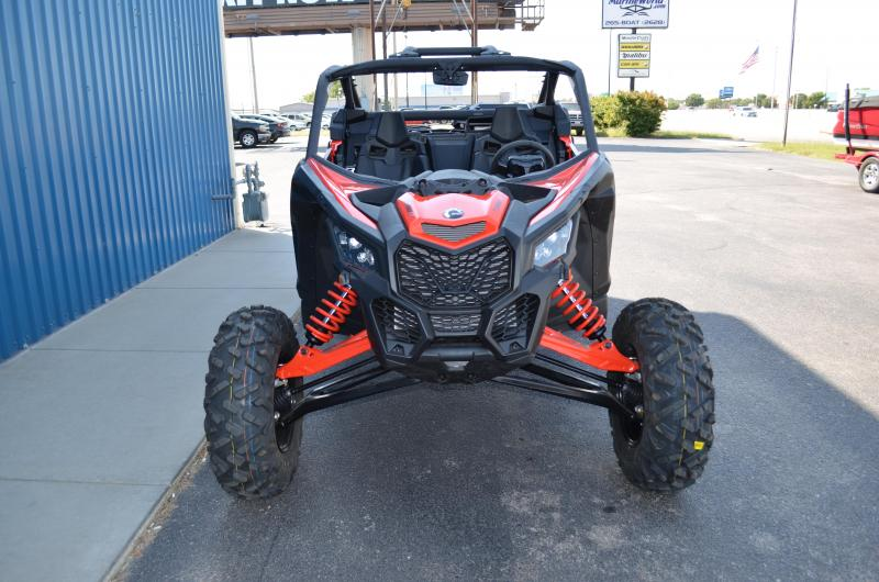 2021 Can Am MAVERICK X3 RS TURBO R Sport Side-by-Side