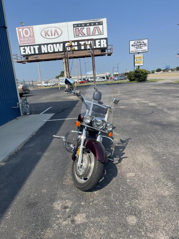 2007 Honda VTX1300R Motorcycle