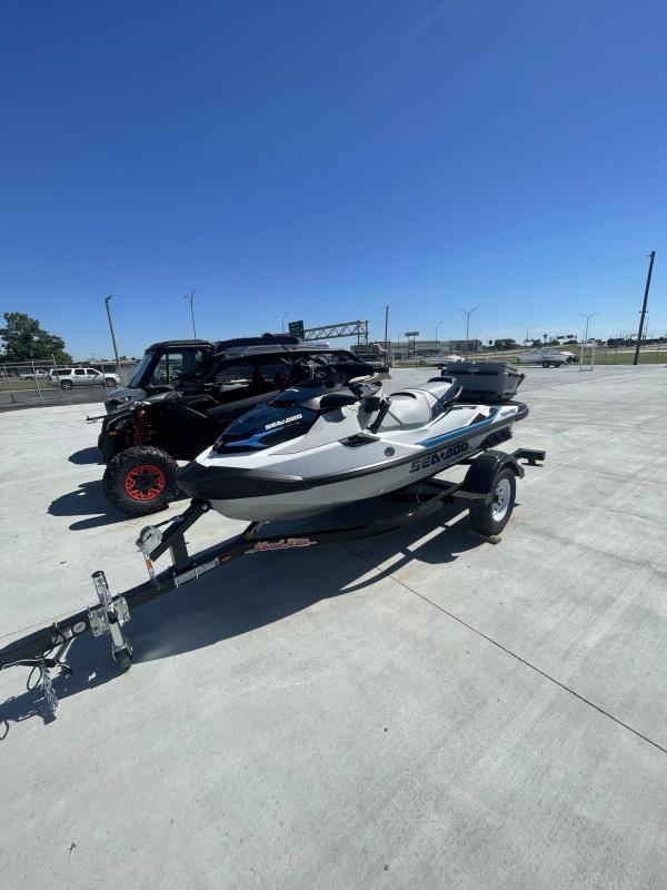2021 Sea-Doo/BRP Fish Pro PWC (Personal Watercraft)