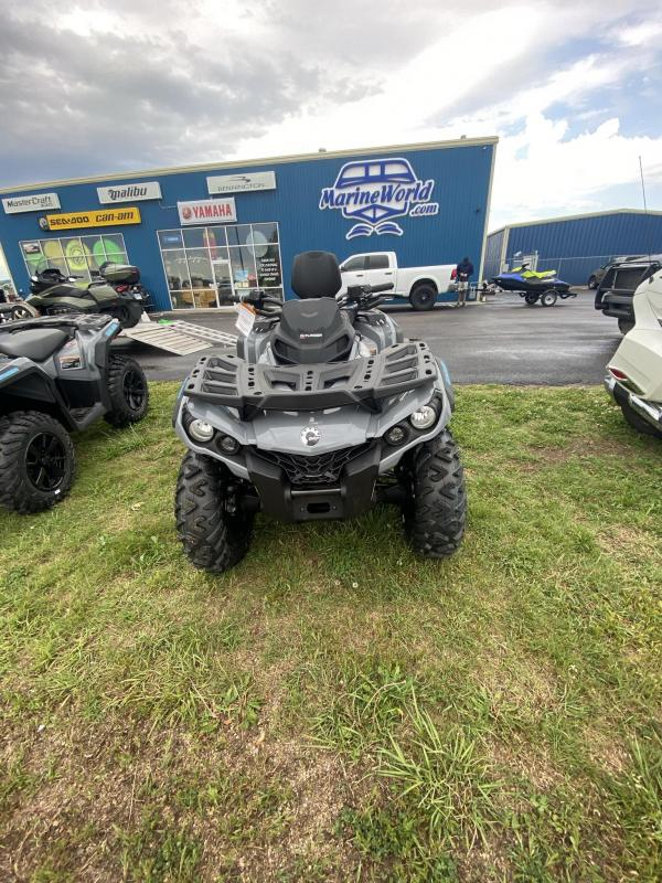 2021 Can Am Outlander 650 MAX DPS ATV