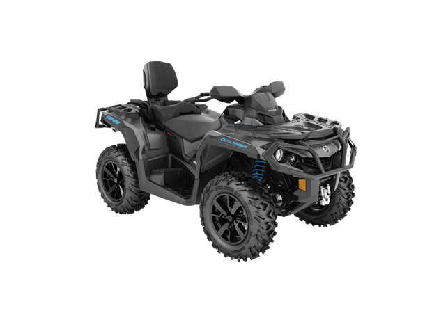 2021 Can Am Outlander 650 DPS ATV
