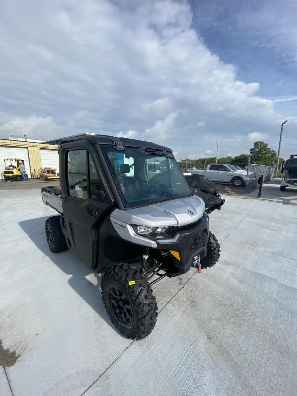 2021 Can Am DEFENDER LIMITED HD10 Utility Side-by-Side (UTV)