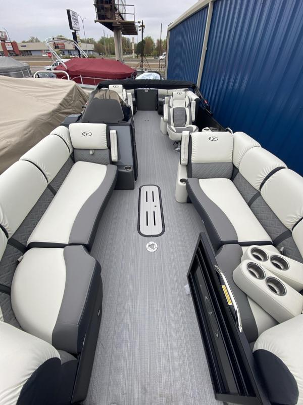 2021 Veranda Veranda VP25RC Pontoon Boat