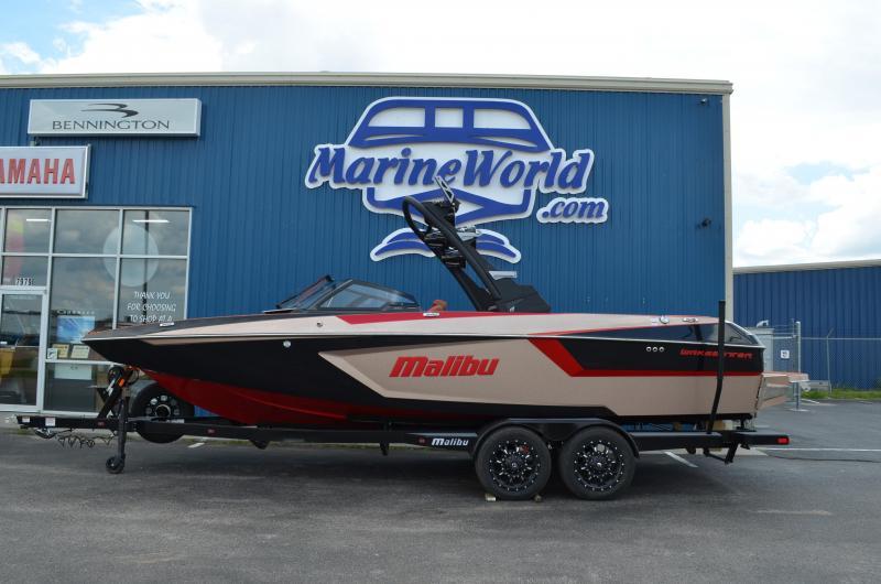 2021 Malibu Malibu 24 MXZ Ski/Wakeboard