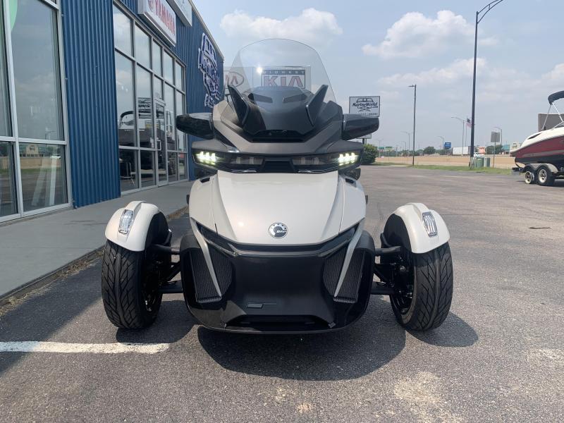 2021 Can Am Spyder RT Limited Chalk/Dark
