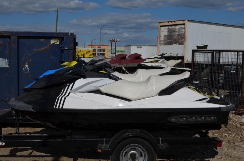 2011 Sea-Doo GTI 130