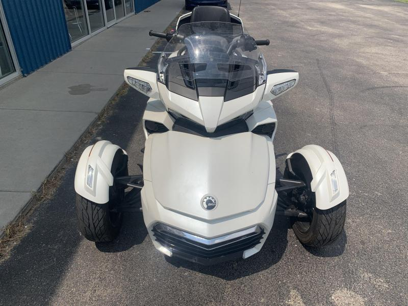 2018 Can Am Spyder F3 Limited Chrome Motorcycle