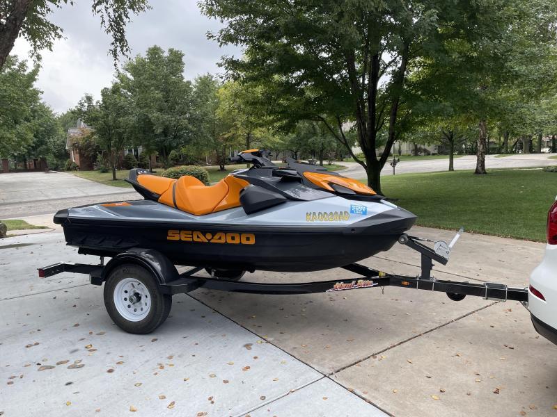 2021 Sea-Doo/BRP GTI SE 170 PWC (Personal Watercraft)