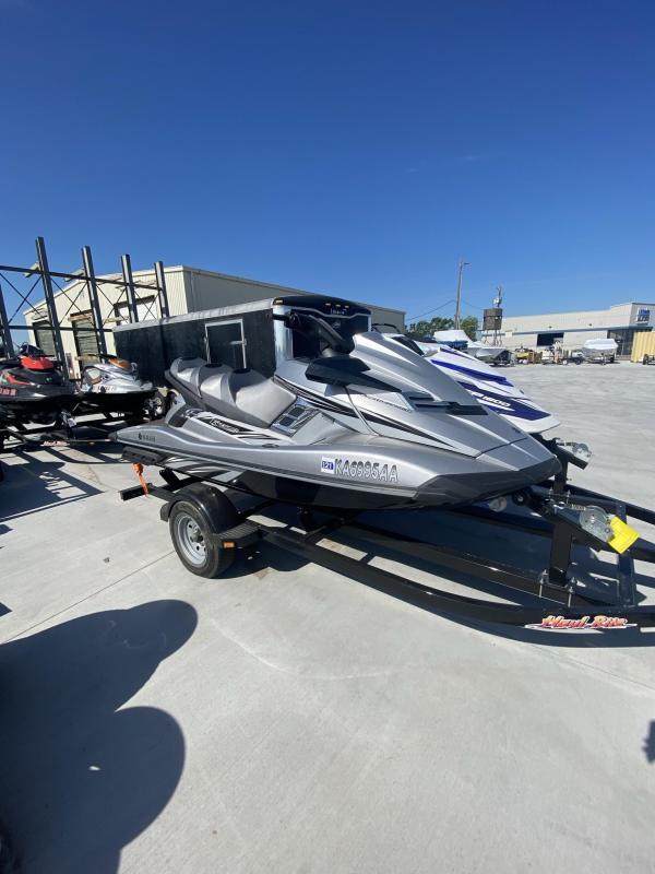 2015 Yamaha FX CRUISER SHO PWC (Personal Watercraft)