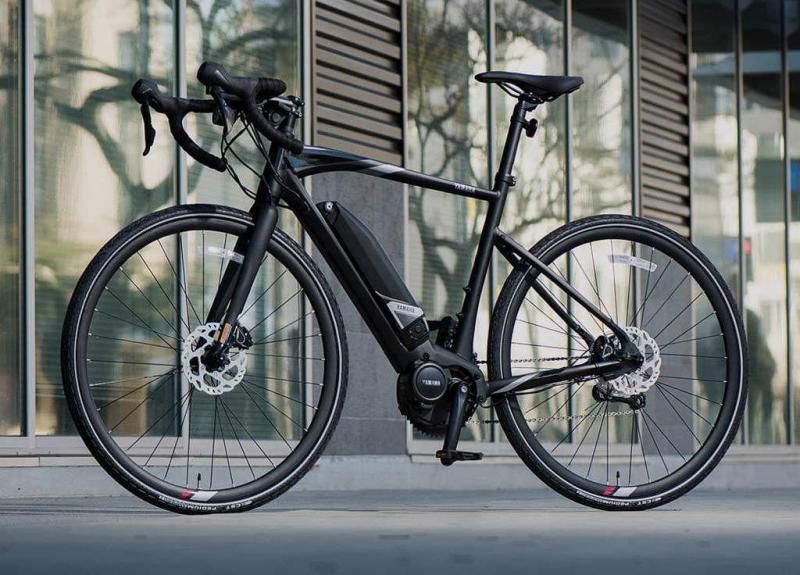 2020 Yamaha Bicycles UrbanRush M