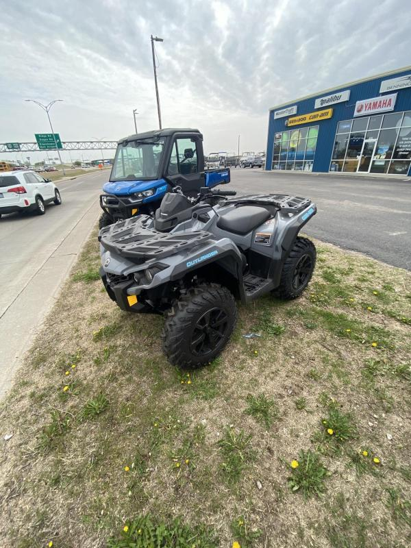 2021 Can Am OUTLANDER DPS 650 ATV