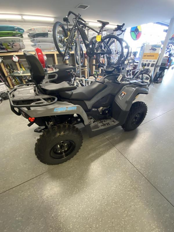 2021 Can Am Outlander Max 570 DPS ATV
