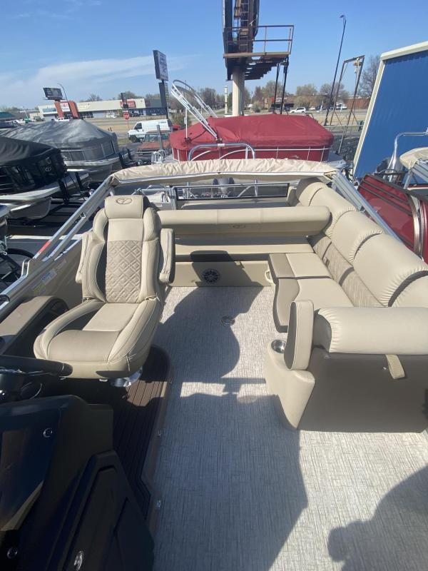 2021 Veranda VP22VLB Pontoon Boat