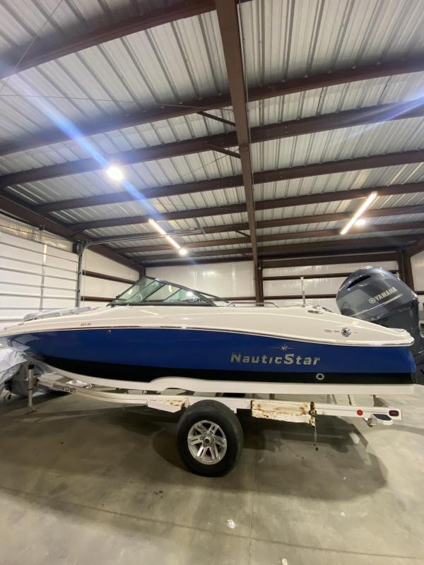 2021 NauticStar Boats 203 DC Bowrider