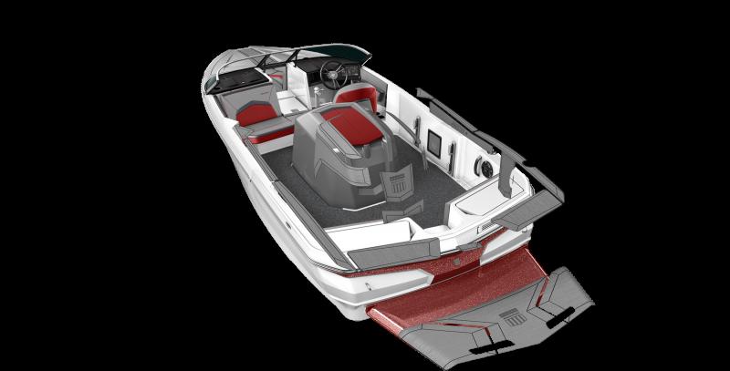2021 Mastercraft PROSTAR Ski/Wakeboard