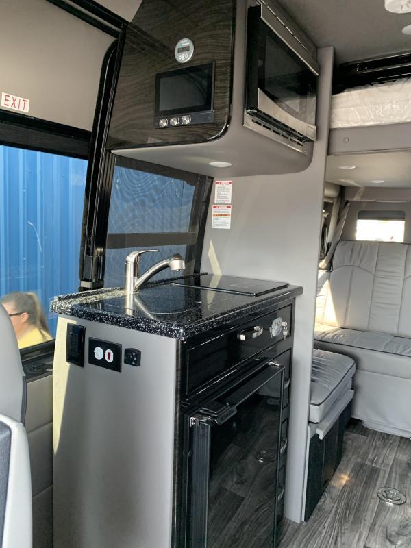 2021 Midwest Automotive Designs Passage 144 Class B RV