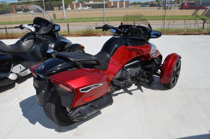 2018 Can Am Spyder F3-T Motorcycle