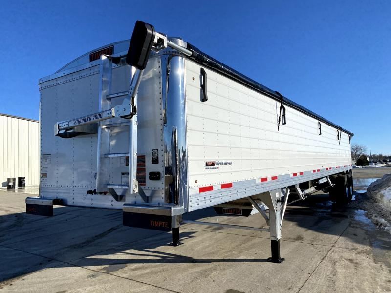 2022 Timpte Grain Hopper Hopper Trailer