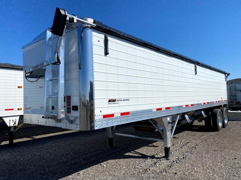 "2022 Timpte 33'6"" Grain Hopper Hopper Trailer"
